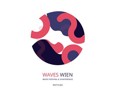 WavesWien Festival | rebranding proposal