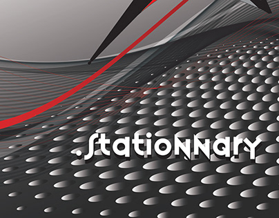 GRAPHIC DESIGN - STATIONNARY