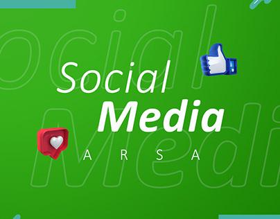 SOCIAL MEDIA - ARSA