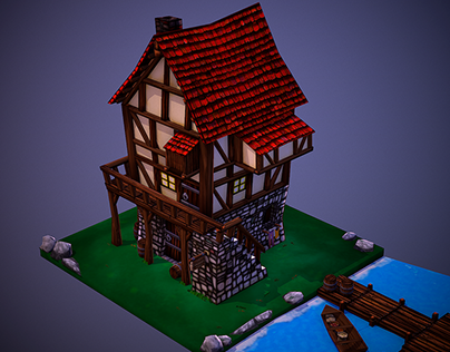 Fisherman's Medieval House