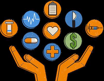 Medical Icons & Illustrations