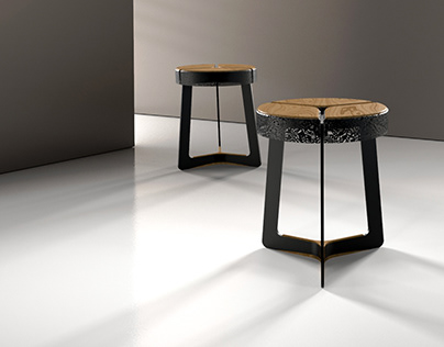sections stool
