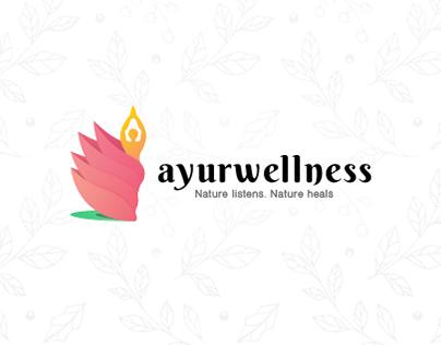 Ayurwellness Branding Design | Tecort Innovations