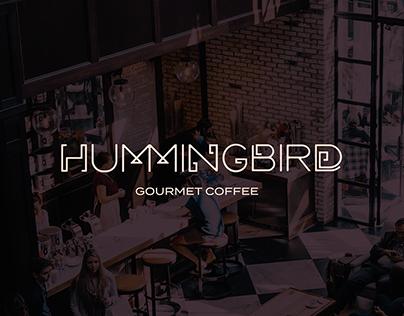 Hummingbird Gourmet Coffee - Branding
