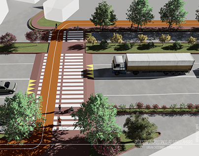Urban Crossings: Planning, Mobility and Accessibility