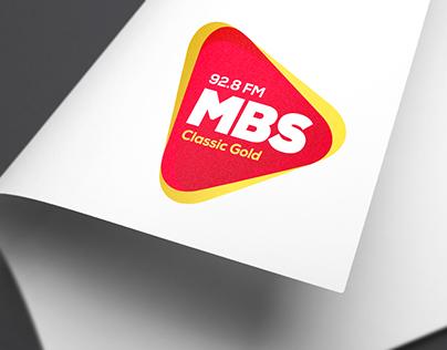 MBS Classic Gold Radio Brand Design