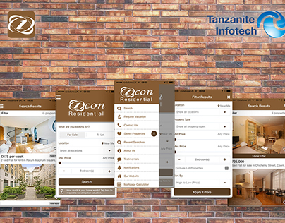 Icon Residential App