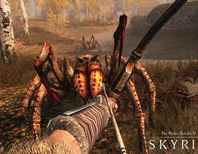The Elder Scrolls V: Skyrim on Switch Hands-On – Dragon