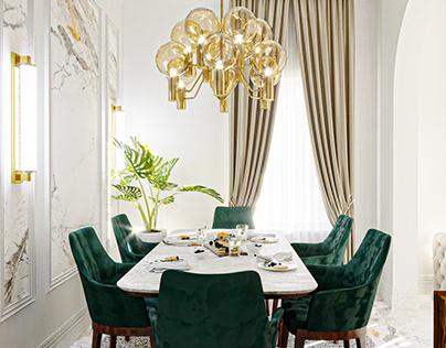 Kemade Dining Room