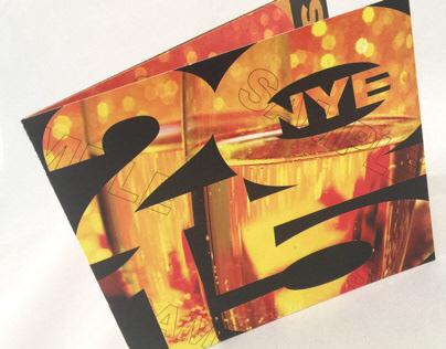 NYE 2015 Champagne Invite