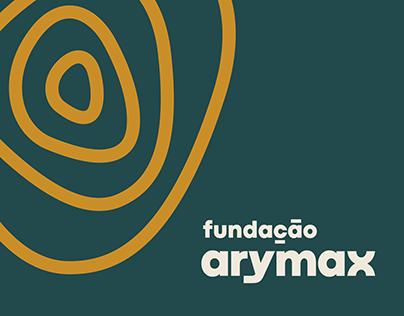 Fundação Arymax   Posicionamento   Id. Visual   UX-UI