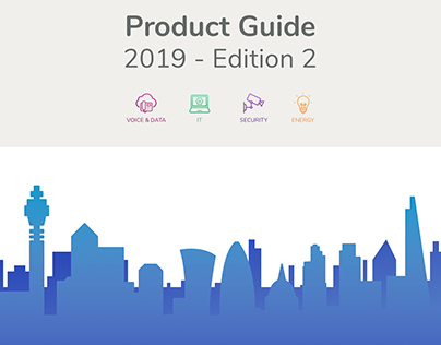 Printed Product Guide