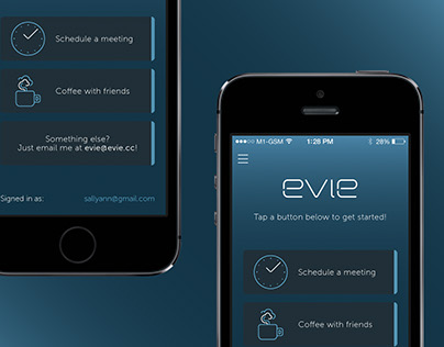 Evie — Your Automatic Personal Assistant