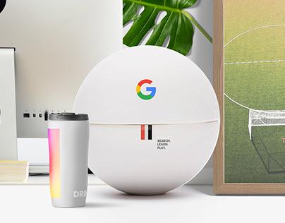 Google New UI Promotion