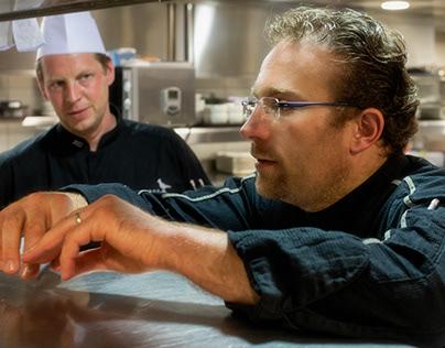 La Coquillade –Chef Christophe Renaud