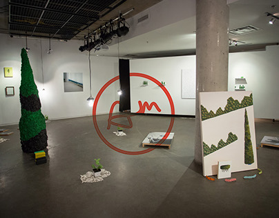 There's Something About Spaces, Art Matters 2015