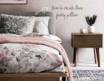 Spring Inspired Bedroom