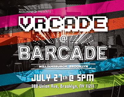 VRCADE @ Barcade