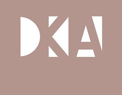 DKA - Identité graphique