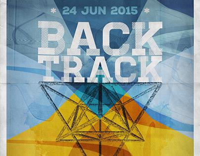 BackTrack Festival Poster (Fictional Festival)