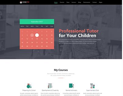TutorPro - Education WordPress Theme