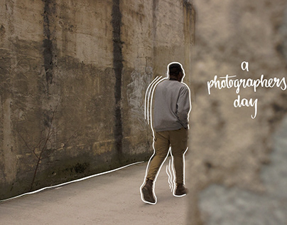 """Photography, """"a photographers day"""""""