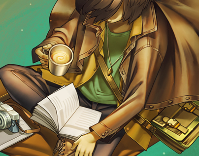 Happy Reading Artwork