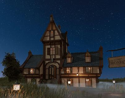 Taverna (Versión de noche)