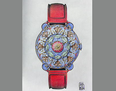 High Jewelry Watches N°03
