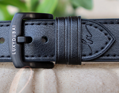 Watch Strap Photography