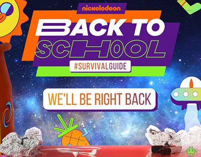 Nickelodeon | Back to School 2019