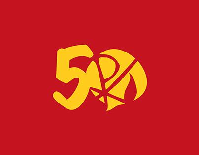 50 anys Juniors