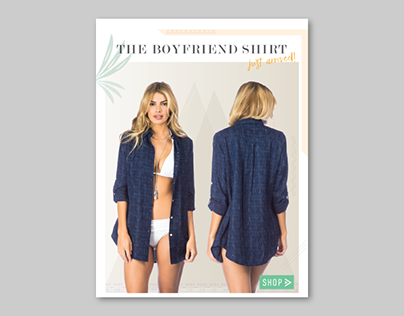 Newsletters // Fashion