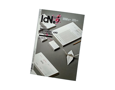 IdN v24n4: Branded Stationery & Collateral