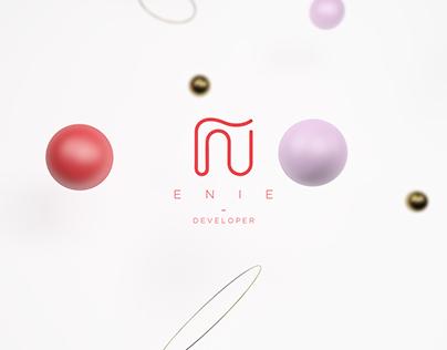 Enie / Developer Visual Identity