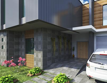 Villas Compound part 2