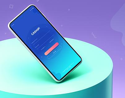 CASHU App - UX/UI