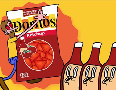 Ketchup Kiss
