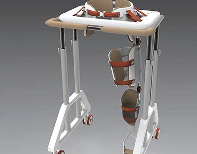 Тренажер для реабилитации после перелома шейки бедра