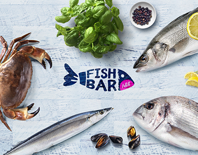 "Logo ""Fish Bar Lviv"""