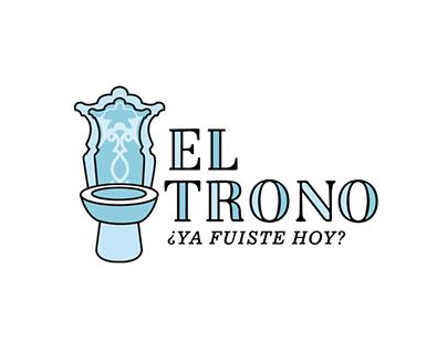 El trono - Logo Design