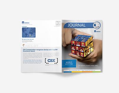 Gerdau Marketing Materials
