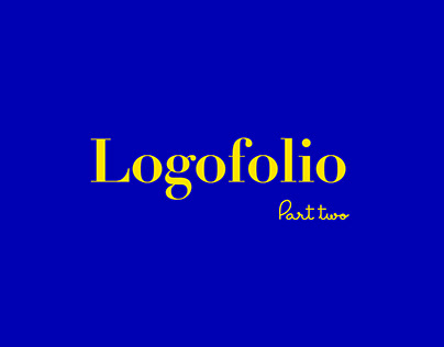 Logofolio | Part Two