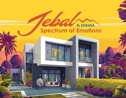 Jebal El Sokhna Launching Campaign