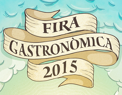 Gastronomic Fair Poster - 2015