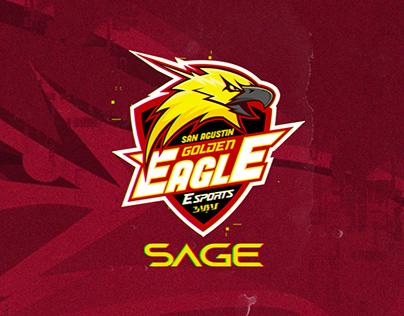SAGE Esports Rebrand Proposal