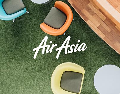 interior | AIRASIA BERHAD OFFICE