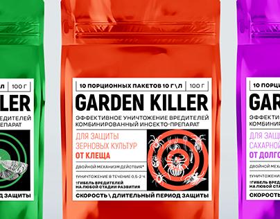 GARDEN KILLER