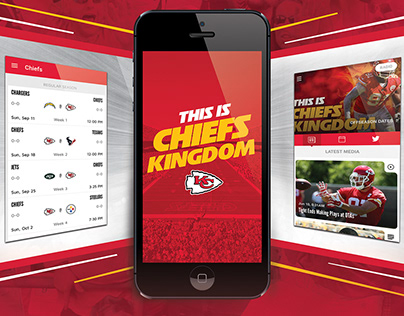 2016 Chiefs Yearbook Pages