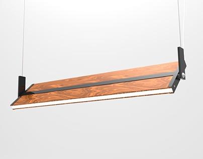 Lámpara Klak - Diseño de Producto